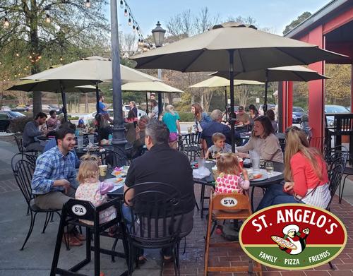 St. Angelo's Pizza in Vinings
